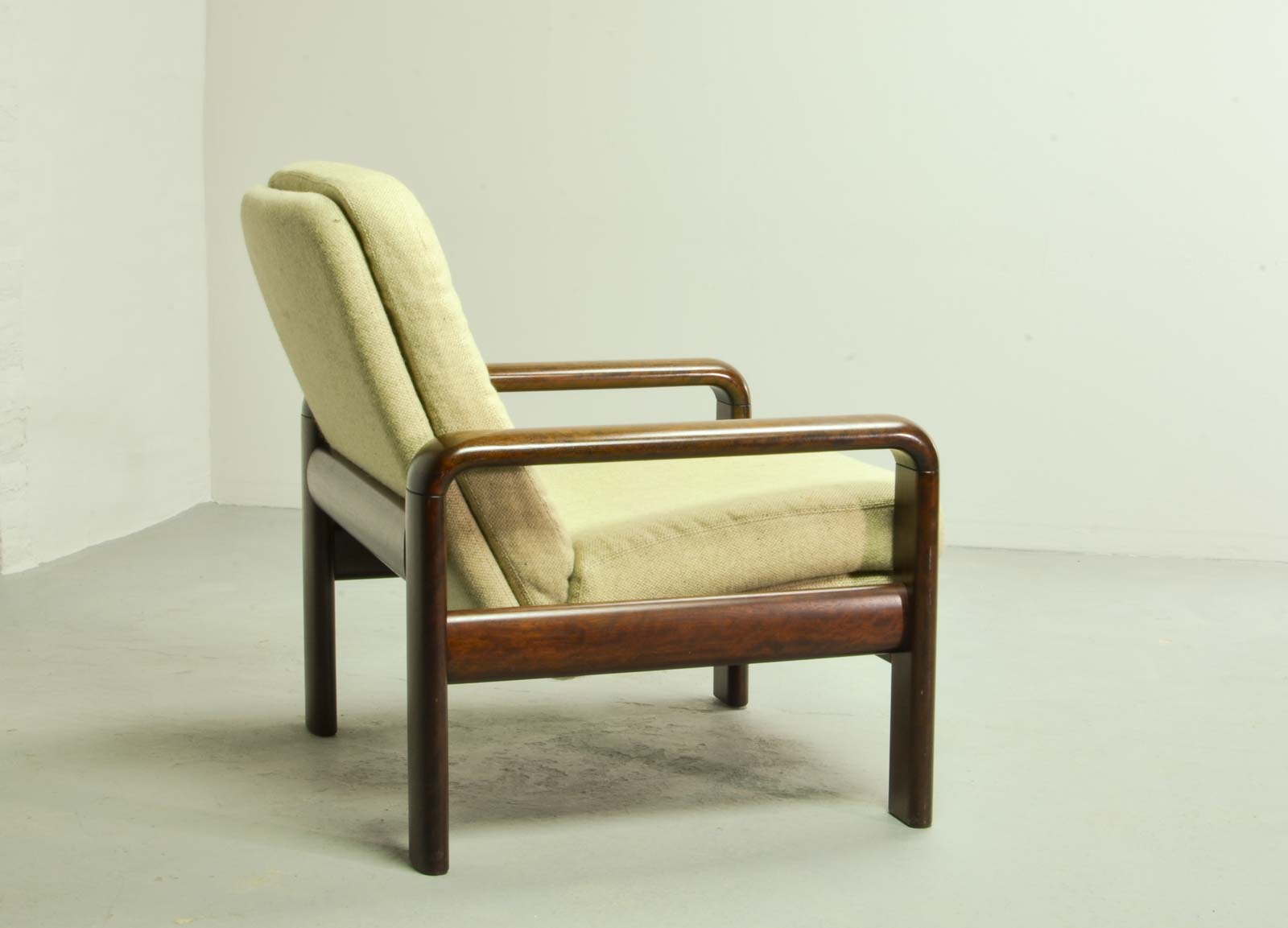1960s furniture dyrlund shortback lounge chair design 1960s